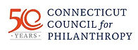 Connecticut Council for Philanthropy Log
