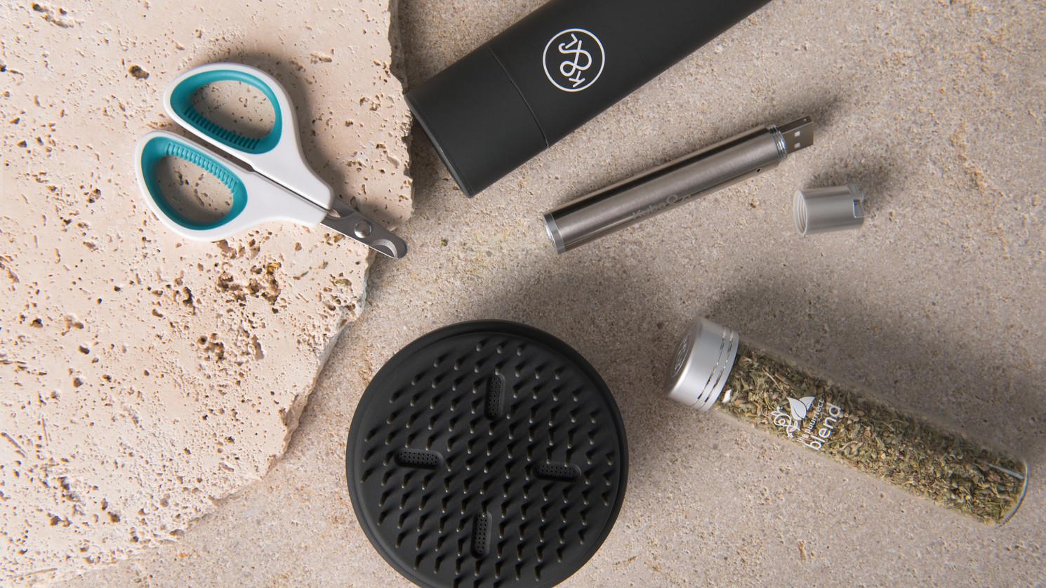 BrushPod® Sand Floor Four