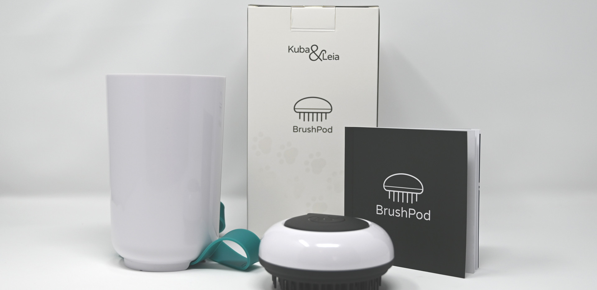 BrushPod® and Packaging