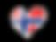 Norway Flag Transparent