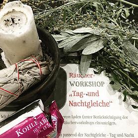 Handfairlesen Speyer Workshop Räuchern