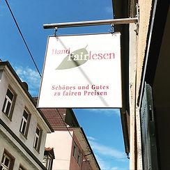 Handfairlesen Speyer Schustergasse