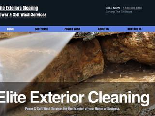 Elite Exterior Cleaning