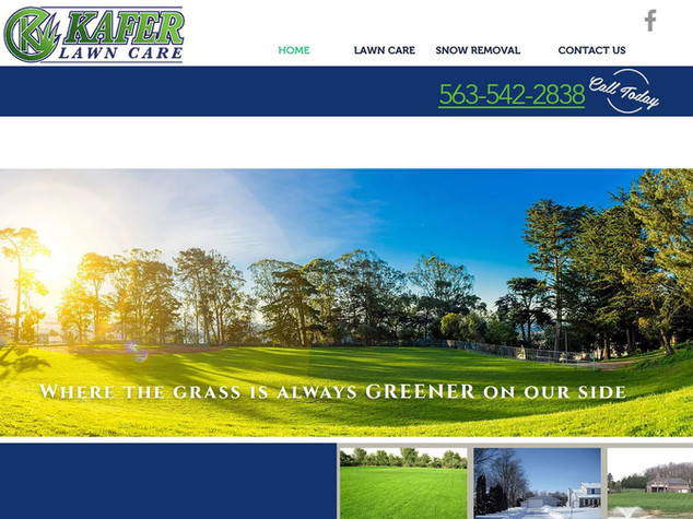 Kafer Lawn Care