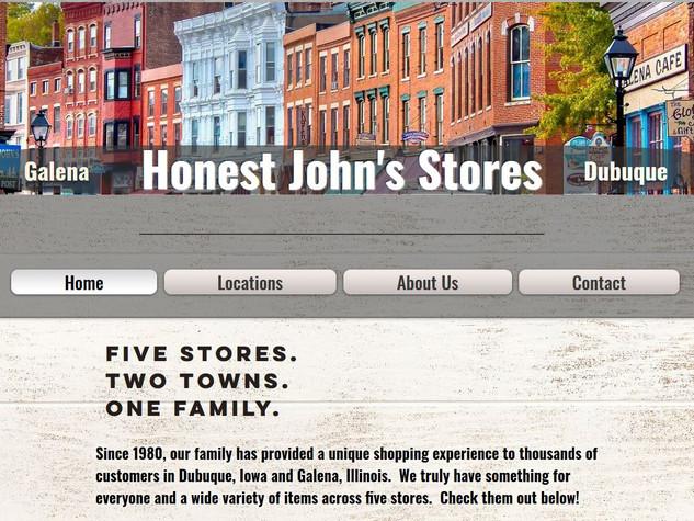 Honest John's Stores