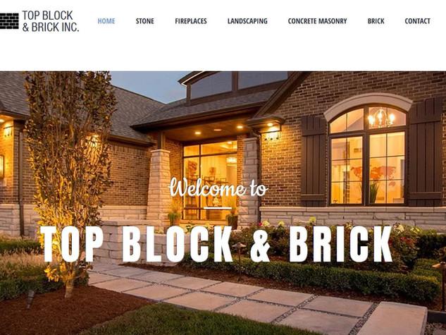 Top Block & Brick