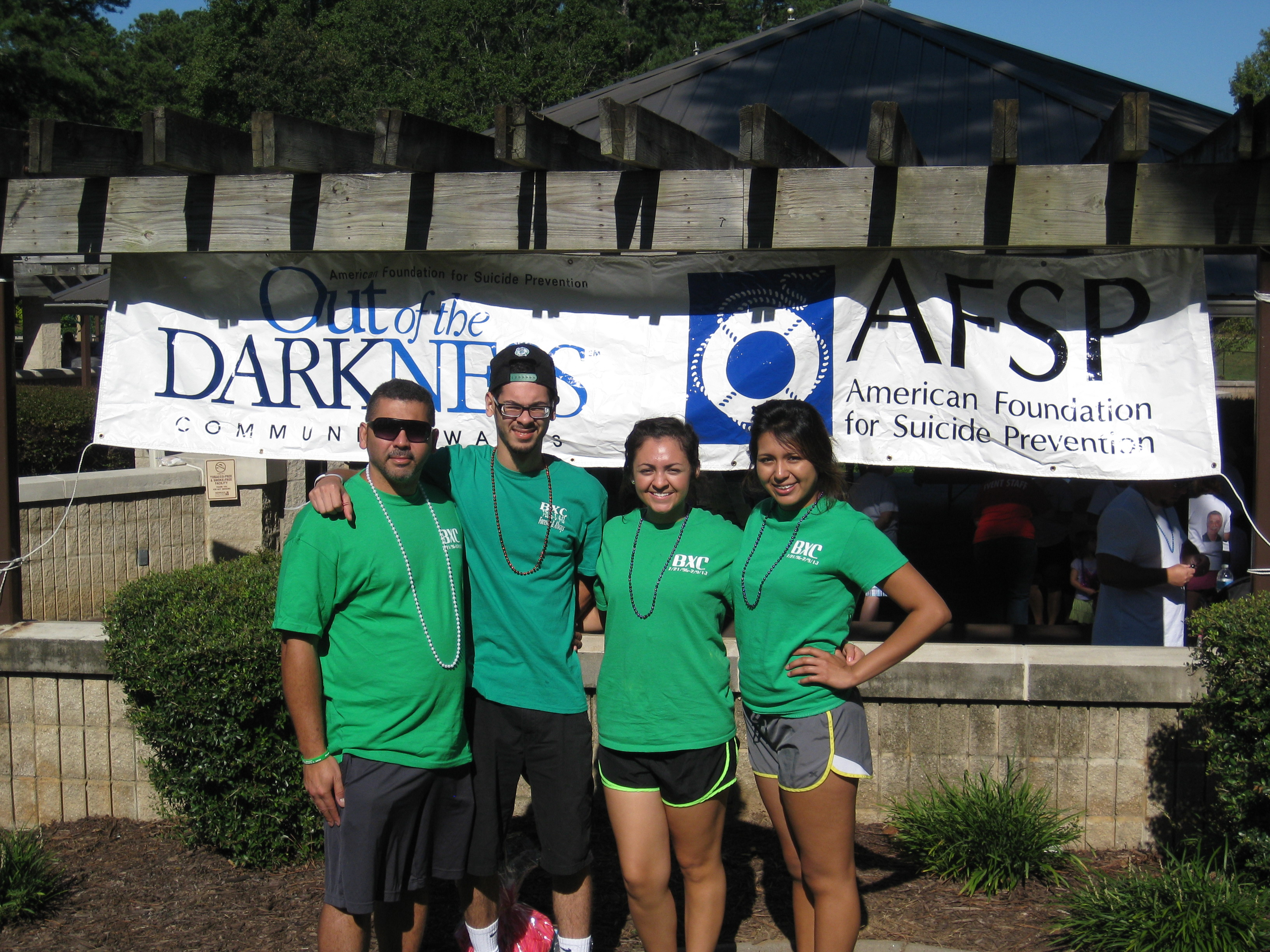 Cowetta Out of the Darkness Walk