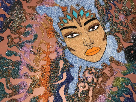 Les perles : la signature artistique de Myriam Ghilan
