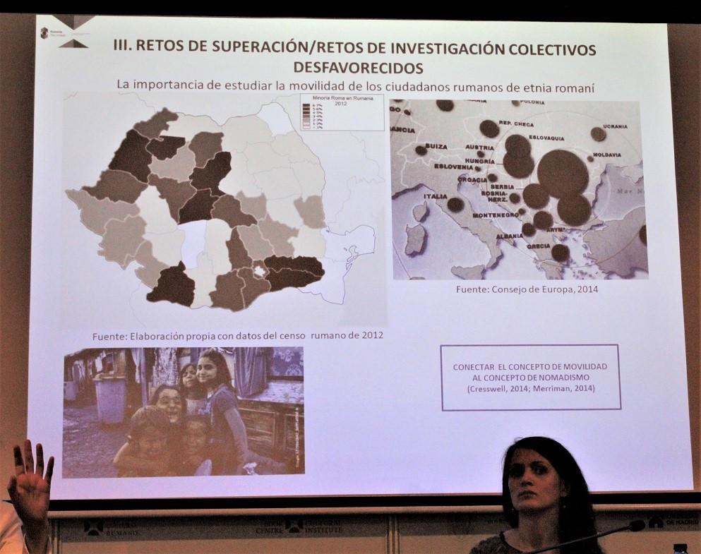 Importancia del estudio de movilidad de ciudadanos rumanos de etnia romani.
