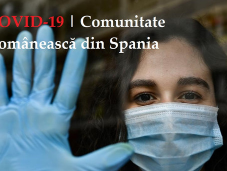 COVID-19 | Comunitate Românească din Spania