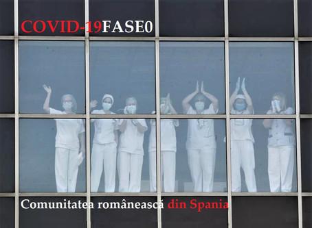 COVID-19 Fase 0 | Comunitatea Românească din Spania