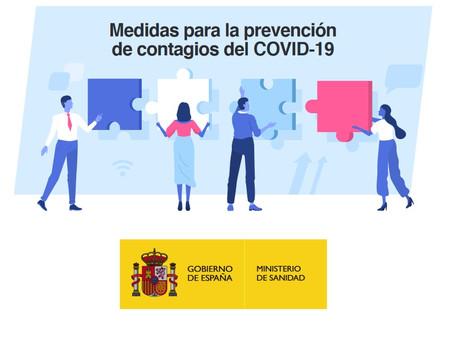 COVID-19 | GUÍA DE VUELTA AL TRABAJO