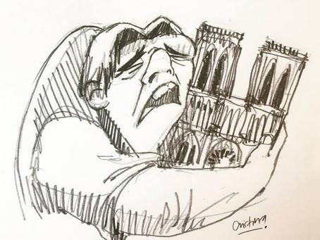 Notre Dame: la vulnerabilidad del arte