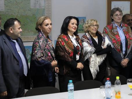 Madrid inicia un proceso de colaboración con Țăndărei