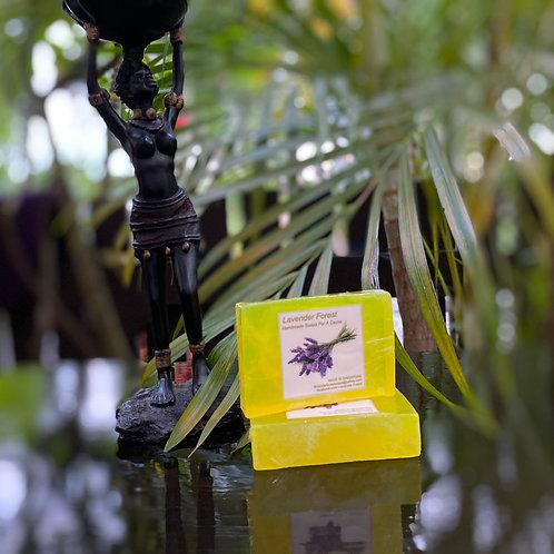 Lemon Essential Oil Soap