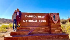 Capitol Reef Review and 12 Adventures Video!
