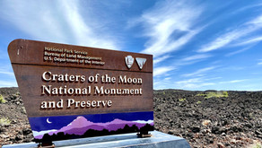 Idaho - Day 2, Part 2 - Craters of the Moon