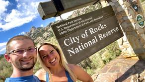Idaho - Day 3 - California NHT & City of Rocks National Reserve