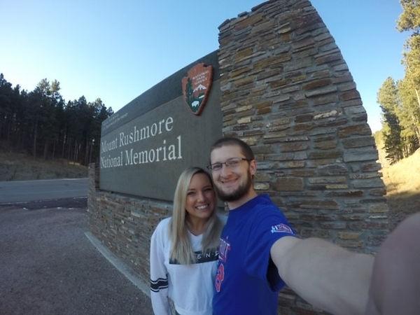 Mount Rushore National Memorial