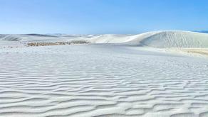 White Sands National Park!