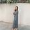 Thumbnail: Vestido camisero  geométrico
