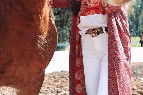 Hebilla cinturón Horse