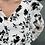 Thumbnail: Blusa flores botones