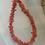 Thumbnail: Collar Coral color