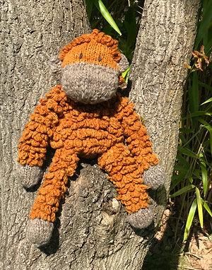 Boris the Orangutan