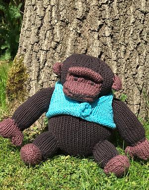 Gary the Bundu Gorilla