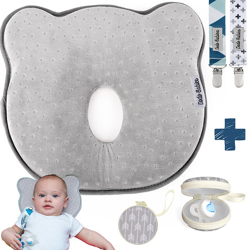 Baby Pillow for Newborn Prevent Flat Head Shaping Pillow