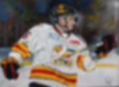 Michael Joly high scoring forward with AHL Colorado Eagles 2018