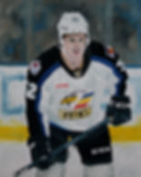 Scott Kosmachuk playing for Colorado Eagles in AHL 2019