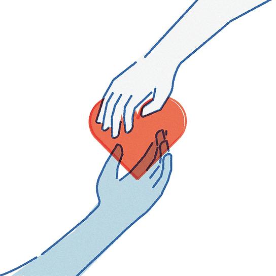 Heart, Support