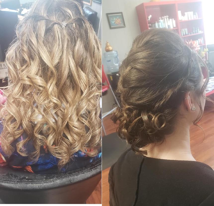 FORMAL HAIR JEN