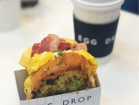 Egg Drop - Korea, Busan
