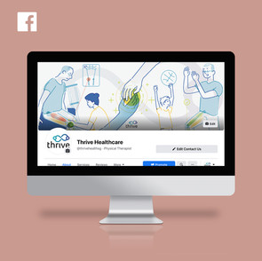 Facebook Thrive Healthcare