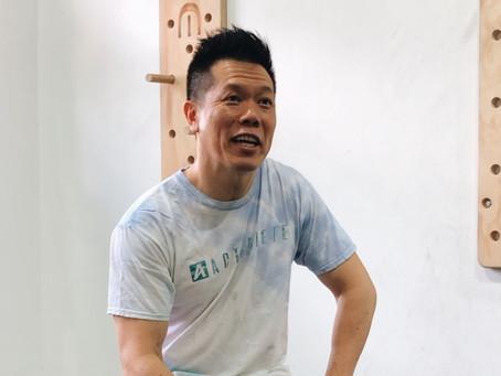 Actualete Spotlight - Terence Yong