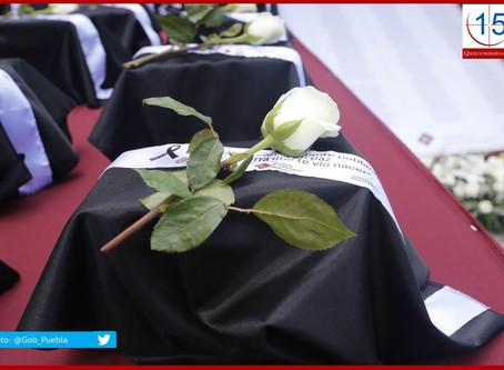 Repatriarán cenizas de 36 migrantes poblanos muertos por Covid-19