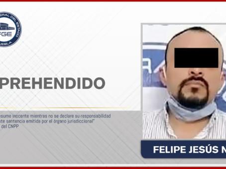 Aprehendido hombre acusado de robo en la Ciudad de México