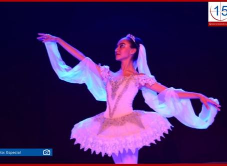 Realiza Imacp gala de danza clásica y neoclásica en el Teatro de la Ciudad