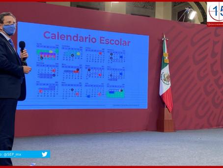 Conoce los puentes y vacaciones del Calendario Escolar 2020-2021
