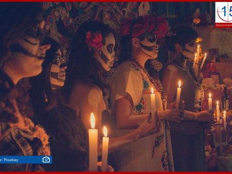 Presenta Cultura cartelera de Día de Muertos