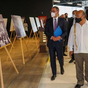 """Inauguran Cultura y Embajada de Alemania exposición conmemorativa """"Alemania celebra a México"""""""