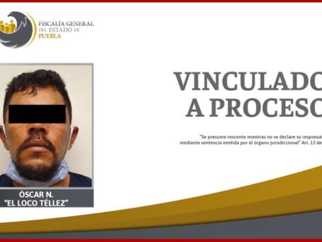 """Fiscalía suma contra """"El Loco Téllez"""" dos homicidios en San Martín"""