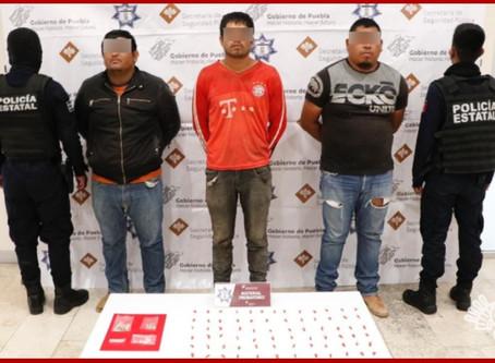 Capturan a generadores de violencia de Tlapanalá