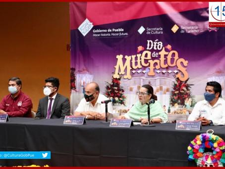 Cancelan visitas a ofrendas de Huaquechula y Tochimilco
