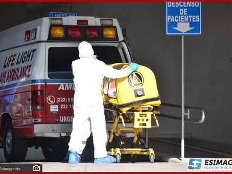 Confirma Salud aumento de hospitalizados por Covid-19 en Puebla