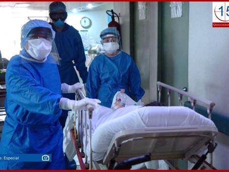 Huracán Grace deja daños en 58 Centros de Salud y 14 hospitales