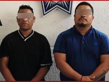 En Tecamachalco, cae presunto líder delictivo